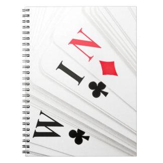 Lucky deal. notebook