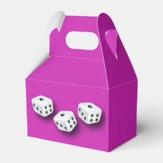 Lucky Dice Casino Night Prize Box