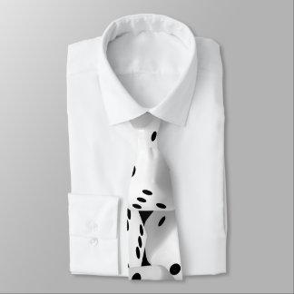 Lucky dice tie