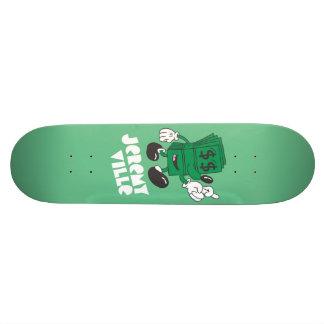 Lucky Dollar Skateboard Deck