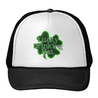 Lucky Drinking Hat - St. Patrick's Day