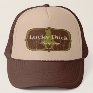 Lucky Duck Farm Trucker hat