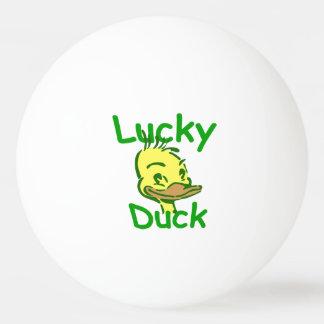 Lucky Duck Ping Pong Ball