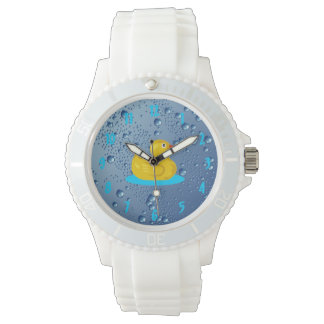 Lucky Ducky Rain Drops Watch