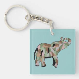 Lucky Elephant Keychain