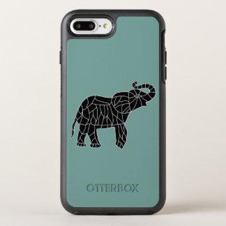 Lucky Elephant OtterBox Symmetry iPhone 8 Plus/7 Plus Case