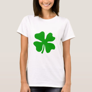 Lucky four leaf clover | St Patty's Day T-Shirt