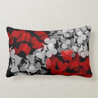 Lucky Gambler Lumbar Pillow