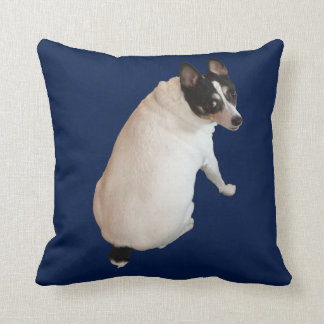 Lucky Gosselin special request Throw Pillow
