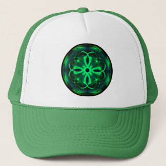 Lucky Green Hat