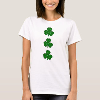 Lucky Green Shamrock | St. Patricks Day Irish T-Shirt
