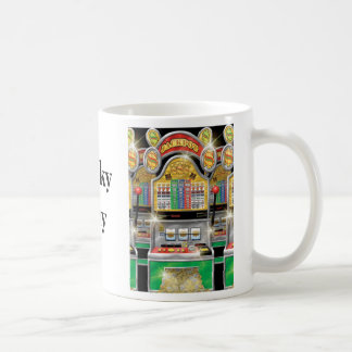 Lucky Guy - Gambling Mug