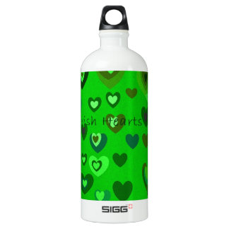 Lucky Hearts St Patrick's Day collection