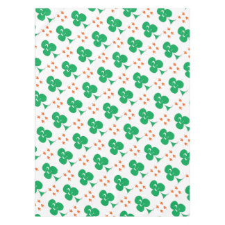 Lucky Irish 2 of Clubs, tony fernandes Tablecloth