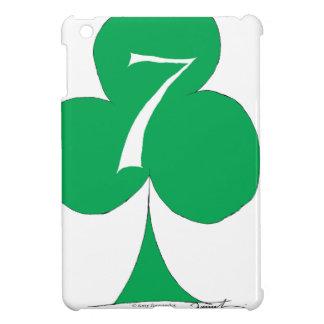 Lucky Irish 7 of Clubs, tony fernandes iPad Mini Case