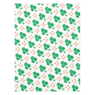 Lucky Irish 7 of Clubs, tony fernandes Tablecloth