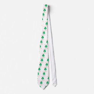Lucky Irish 8 of Clubs, tony fernandes Tie