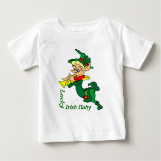 Lucky Irish Baby Baby T-Shirt