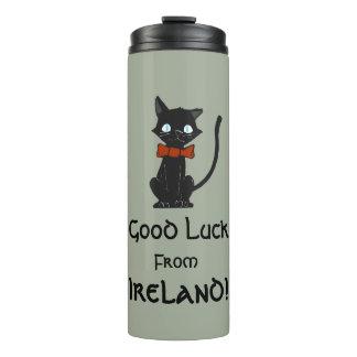 Lucky Irish coffee tumbler