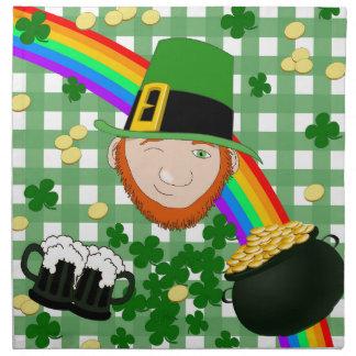 Lucky Irish Napkin