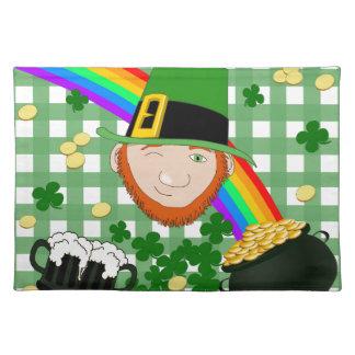 Lucky Irish Placemat
