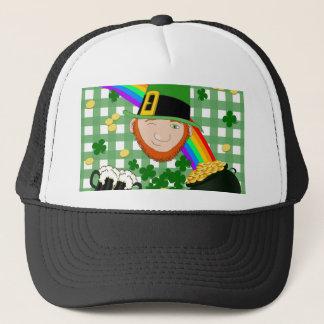 Lucky Irish Trucker Hat