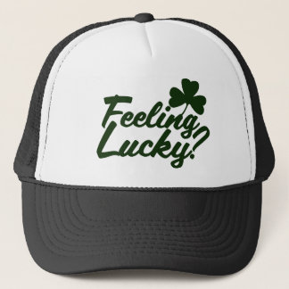 Lucky Irish Trucker Hat