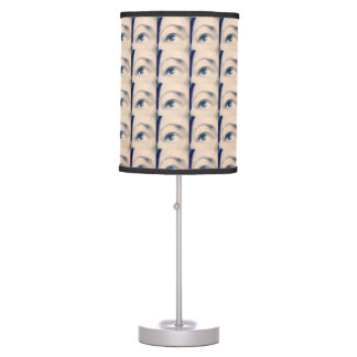lucky karma brand table lamp