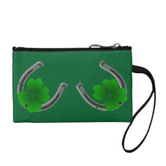 Lucky Key Coin Clutch Lucky Charm Bag Change Purse