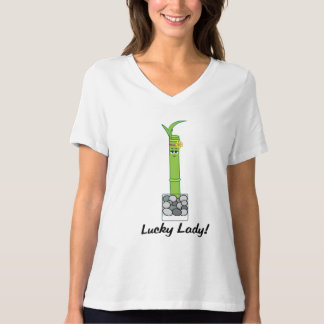 Lucky Lady Bamboo T-Shirt