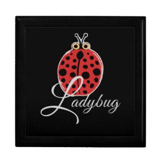 Lucky Ladybug Gift Box