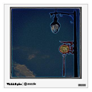 Lucky Lantern Wall Sticker