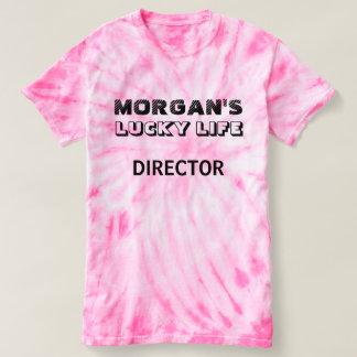 Lucky Life Tie-Dye T-Shirt