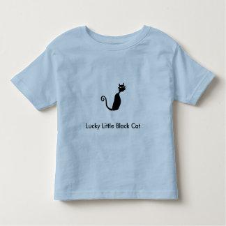 Lucky Little Black Cat Toddler T-shirt