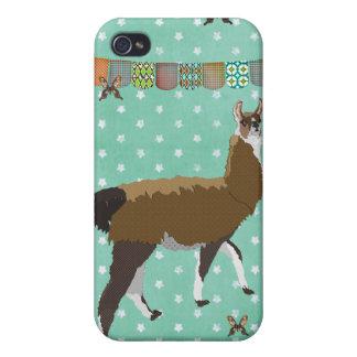 Lucky Llama i iPhone 4 Case