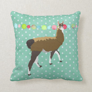 Lucky Llama  Mojo Pillow
