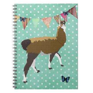Lucky Llama Notebook