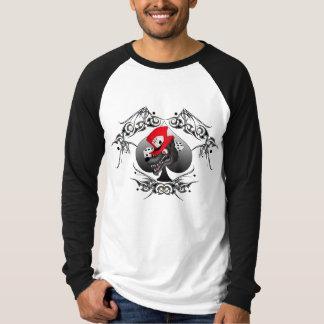 Lucky Lone Wolf  T-shirt