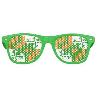 Lucky Maryland Flag Sun Glasses! Retro Sunglasses