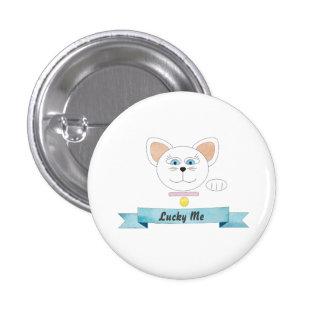 Lucky Me, Lucky Cat Pin
