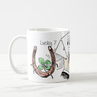 Lucky Mug Charms And Symbols Cup