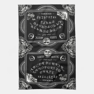 Lucky Mystic Oracle Board Kitchen Towel