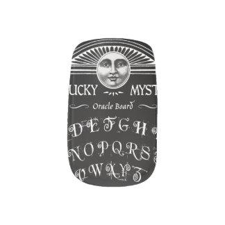 Lucky Mystic Spirit Board Minx Nail Art