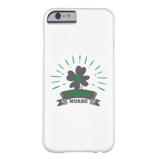 Lucky Nurse St Patrick's Day Barely There iPhone 6 Case