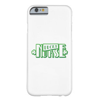 Lucky Nurse St Patricks Day Barely There iPhone 6 Case