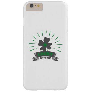 Lucky Nurse St Patrick's Day Barely There iPhone 6 Plus Case