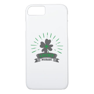 Lucky Nurse St Patrick's Day Case-Mate iPhone Case