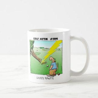 Lucky Pants Coffee Mug