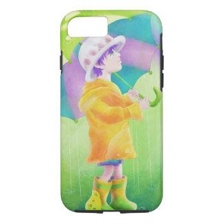 Lucky rainbow after rain iPhone 8/7 case