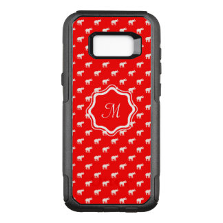 Lucky Red elephant OtterBox Commuter Samsung Galaxy S8+ Case